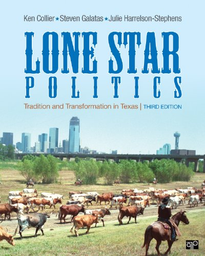 Lone Star Politics  3rd 2014 (Revised) edition cover