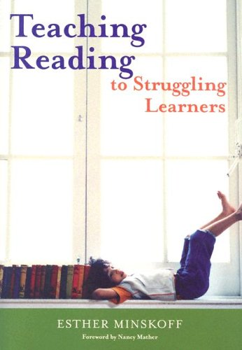Teaching Reading to Struggling Learners   2005 edition cover