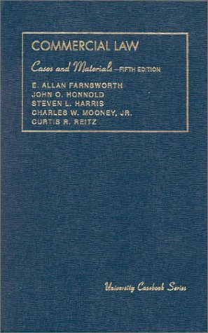 Commercial Law  5th 1993 (Revised) edition cover