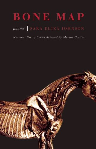 Bone Map Poems  2014 edition cover