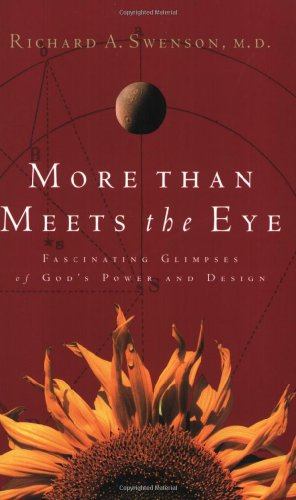 More Than Meets the Eye Fascinating Glimpses of God's Power and Design  2000 edition cover