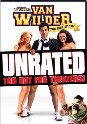 National Lampoon's Van Wilder: The Rise of Taj (Unrated Edition) System.Collections.Generic.List`1[System.String] artwork