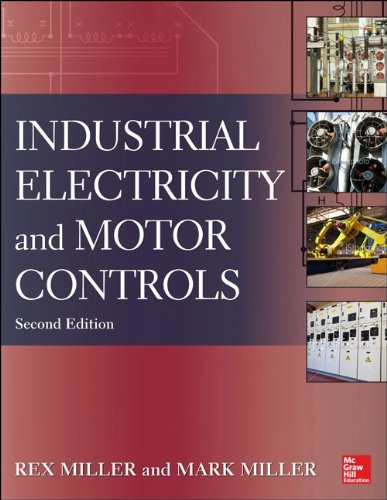Industrial Electricity and Motor Controls  2nd 2014 edition cover