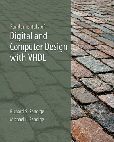 Fundamentals of Digital and Computer Design with VHDL   2012 edition cover