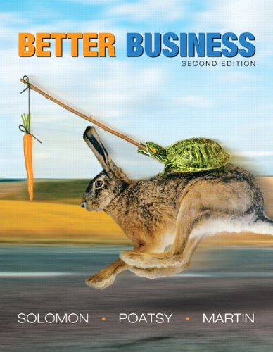 Better Business  2nd 2012 (Revised) edition cover