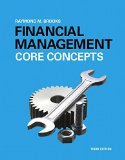 Financial Management: Core Concepts  2015 edition cover