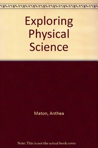 Exploring Physical Science   1995 9780138069698 Front Cover
