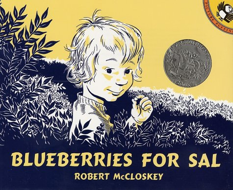Blueberries for Sal   1976 9780140501698 Front Cover