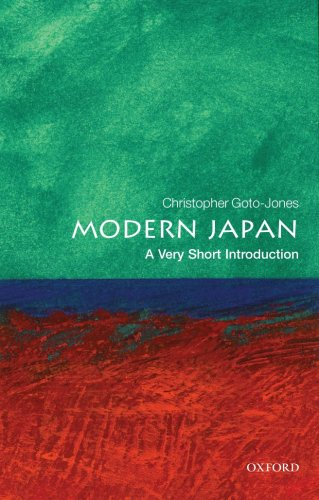 Modern Japan   2009 edition cover
