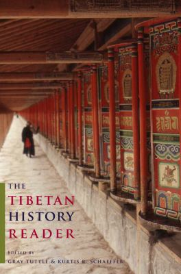 Tibetan History Reader   2013 9780231144698 Front Cover