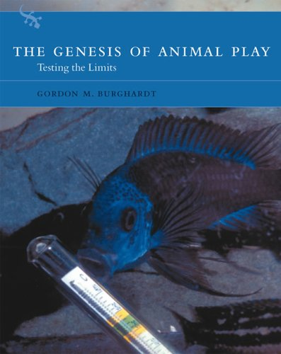 Genesis of Animal Play Testing the Limits  2006 9780262524698 Front Cover