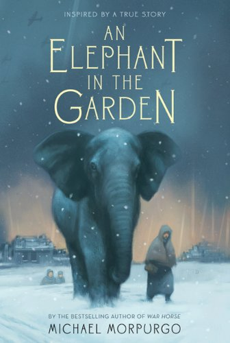 Elephant in the Garden  N/A 9780312593698 Front Cover