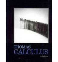 Thomas' Calculus plus MyMathLab Student Access Kit  12th 2010 edition cover