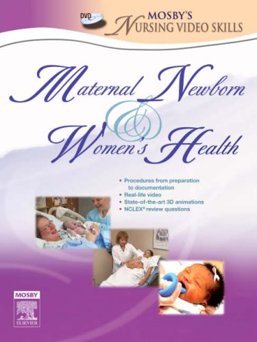 Maternal-Newborn and Women's Health N/A edition cover