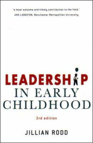 Leadership in Early Childhood  3rd 2005 (Revised) 9780335219698 Front Cover