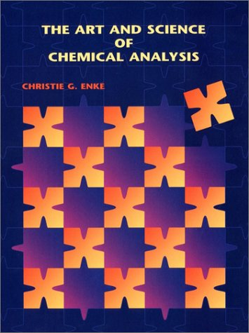 Art and Science of Chemical Analysis   2001 edition cover