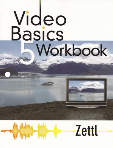 Video Basics Workbook  5th 2007 9780495092698 Front Cover