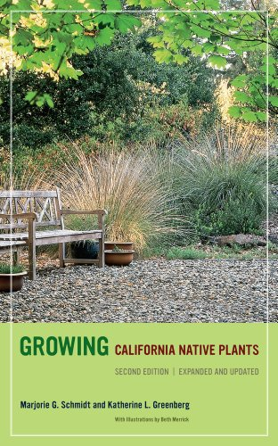 Growing California Native Plants  2nd 2012 (Revised) edition cover