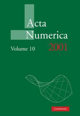 Acta Numerica 2001: Volume 10   2010 9780521157698 Front Cover