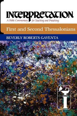 First and Second Thessalonians   2012 edition cover