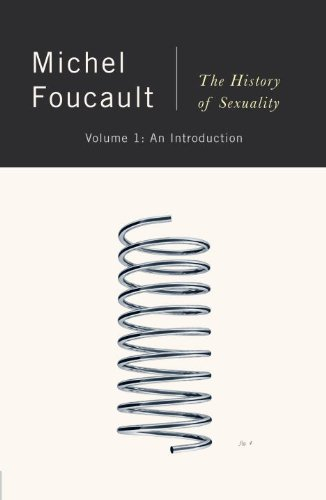 History of Sexuality An Introduction  1990 9780679724698 Front Cover