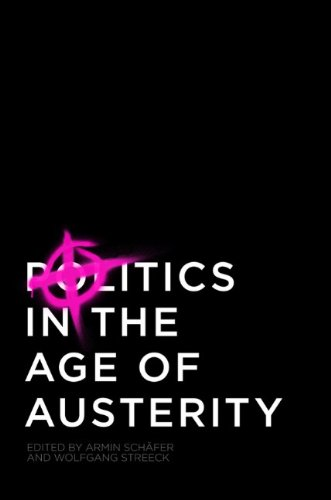 Politics in the Age of Austerity   2013 edition cover