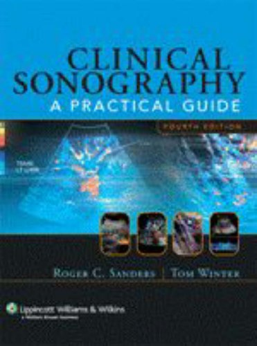 Clinical Sonography A Practical Guide 4th 2007 (Revised) edition cover