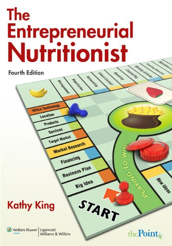 Entrepreneurial Nutritionist  4th 2010 (Revised) edition cover