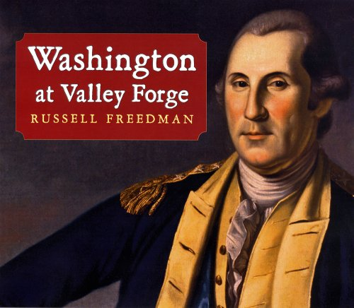 Washington at Valley Forge   2008 edition cover