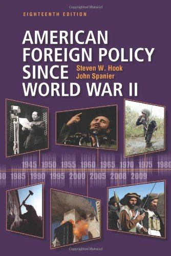 American Foreign Policy since World War II  18th 2009 (Revised) edition cover