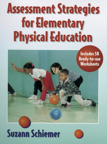 Assessment Strategies for Elementary Physical Education  N/A edition cover