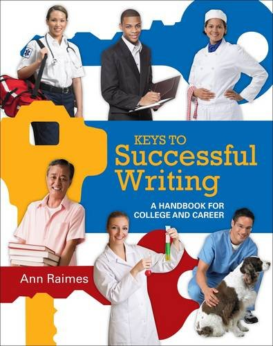 Keys to Successful Writing A Handbook for College and Career  2013 edition cover