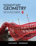 Elementary Geometry for College Students:   2014 edition cover
