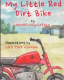 My Little Red Dirt Bike  N/A 9781492386698 Front Cover