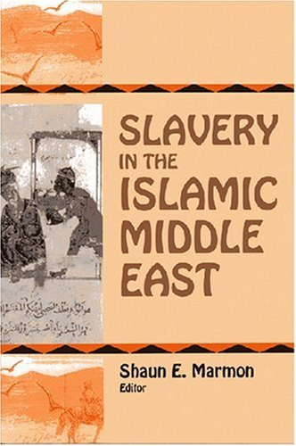 Slavery in the Middle East   1998 edition cover