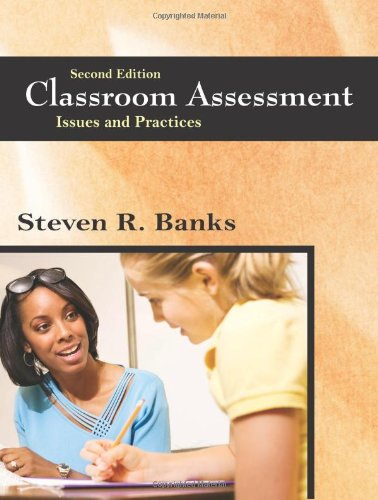Classroom Assessment Issues and Practices 2nd 2012 edition cover