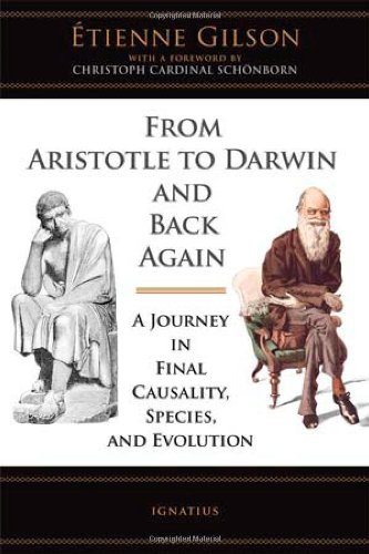 From Aristotle to Darwin and Back Again A Journey in Final Causality, Species and Evolution N/A edition cover