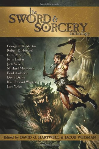 Sword and Sorcery Anthology   2012 edition cover