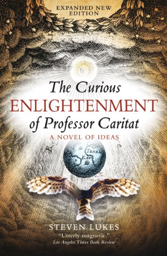 Curious Enlightenment of Professor Caritat A Novel of Ideas 2nd 1995 edition cover