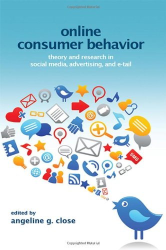 Online Consumer Behavior Theory and Research in Social Media, Advertising and E-Tail  2012 edition cover