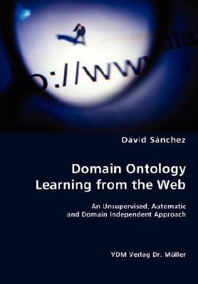 Domain Ontology Learning from the Web N/A edition cover