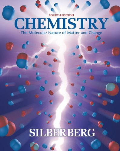 Chemistry The Molecular Nature of Matter and Change 4th 2006 (Revised) 9780073101699 Front Cover