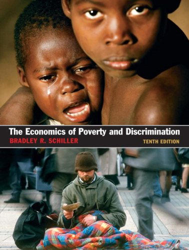 Economics of Poverty and Discrimination  10th 2008 edition cover