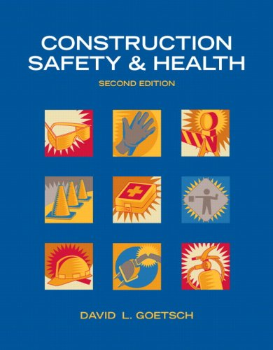 Construction Safety and Health  2nd 2013 (Revised) edition cover