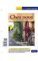 Chez Nous Branch� Sur le Monde Francophone 4th 2010 9780205775699 Front Cover