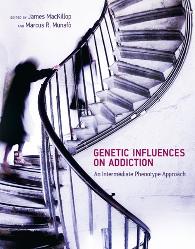 Genetic Influences on Addiction An Intermediate Phenotype Approach  2014 9780262019699 Front Cover