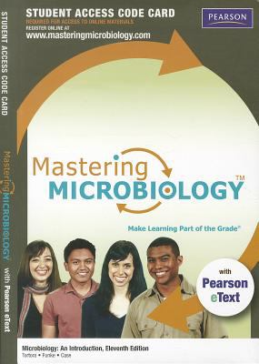 Microbiology An Introduction 11th 2013 edition cover