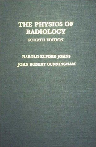 Physics of Radiology  4th edition cover