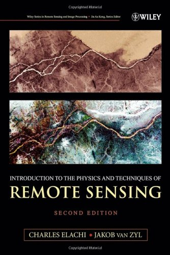 Introduction to the Physics and Techniques of Remote Sensing  2nd 2006 (Revised) edition cover