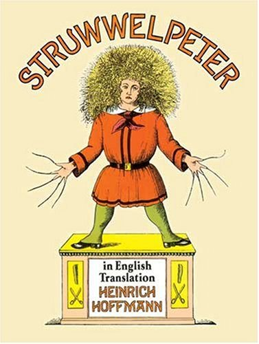 Struwwelpeter in English Translation   1995 edition cover